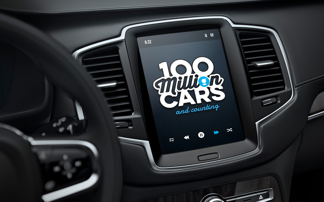 Gracenote Accelerates to 100 Million Automobiles Globally, More than Doubles Since 2013