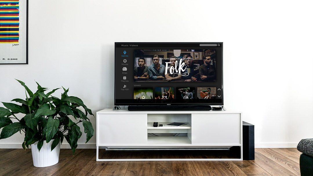 テレビ事業者向けの新しい音楽プロダクトを発表。テレビで音楽を視て聴く体験を。