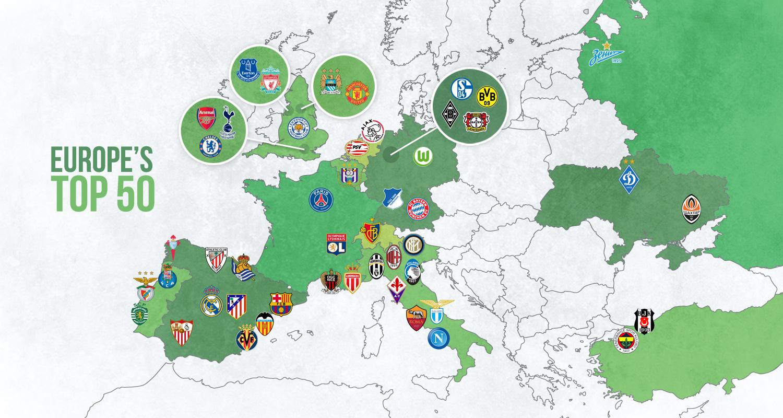 Euro Club Index Gracenote