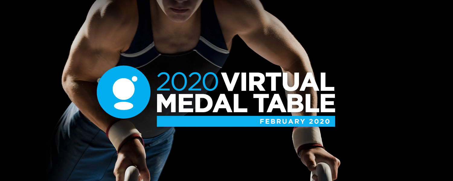 2018 Virtual Medal Table